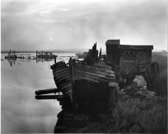 Greatham Creek - Boat