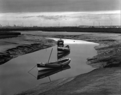 Greatham Creek - Boats
